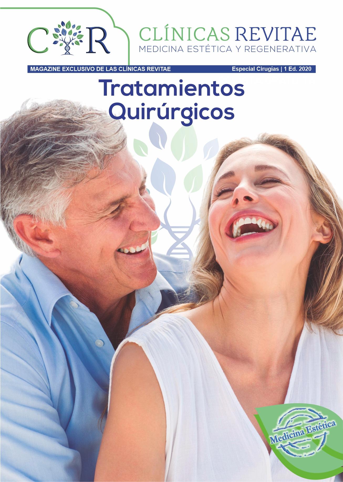 Portada Revista especial Tratamientos Quirúrgicos