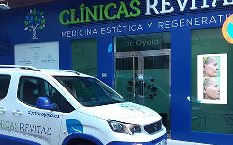 Clínica Dr. Oyola Tratamientos estética 01